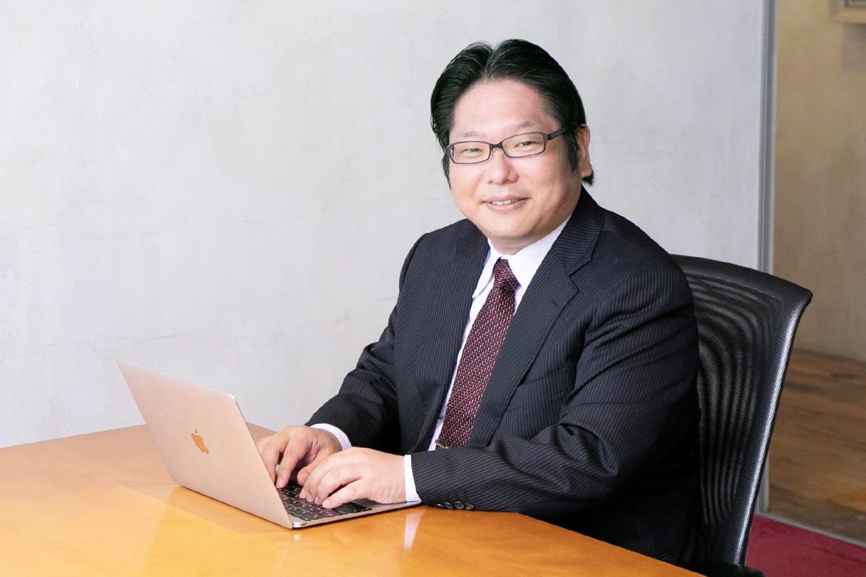 代表取締役 山﨑 政憲